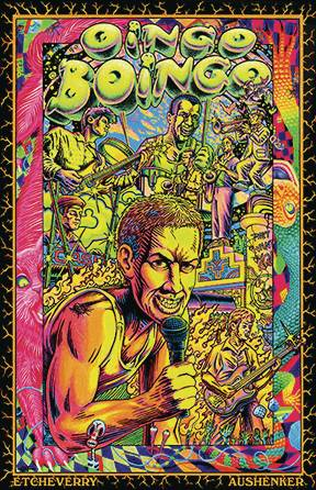 ROCK & ROLL BIOGRAPHIES OINGO BOINGO