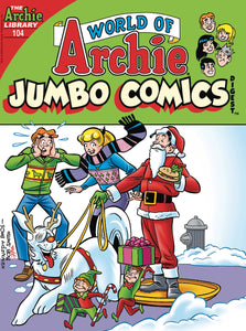 WORLD OF ARCHIE JUMBO COMICS DIGEST #104