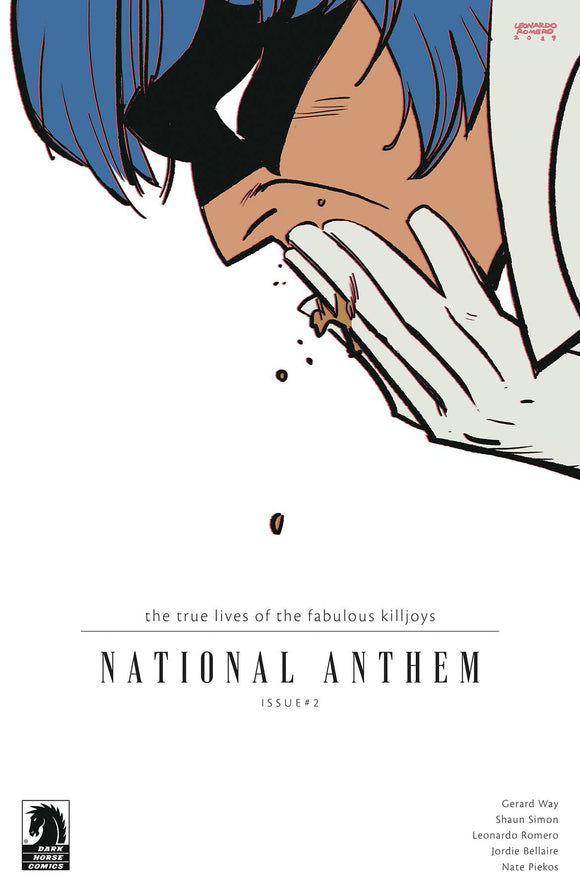 TRUE LIVES FABULOUS KILLJOYS NATIONAL ANTHEM #2 CVR A