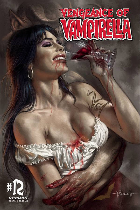VENGEANCE OF VAMPIRELLA #12 CVR A PARRILLO