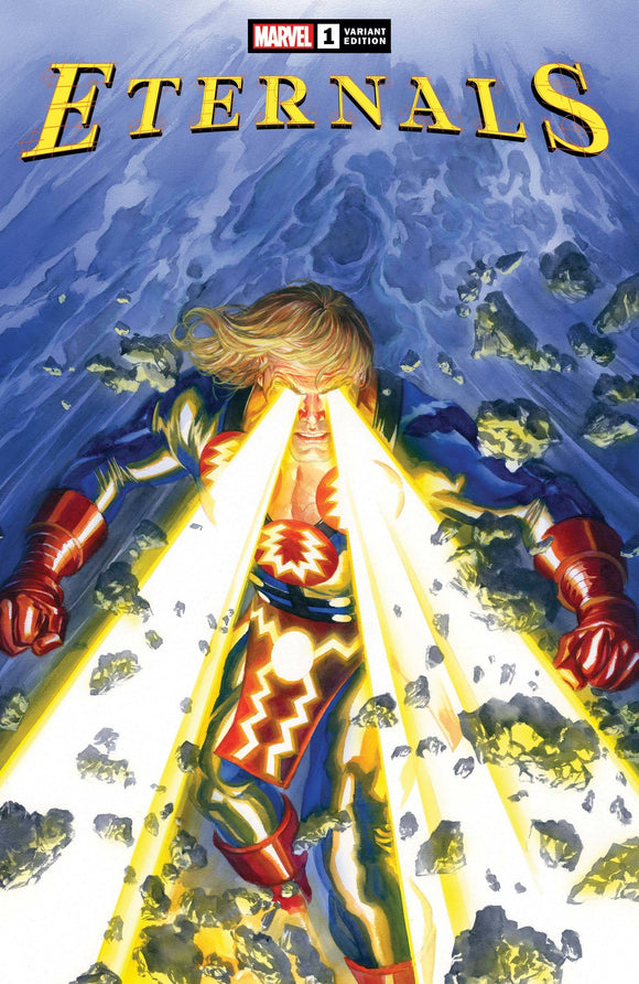 ETERNALS #1 ALEX ROSS VAR