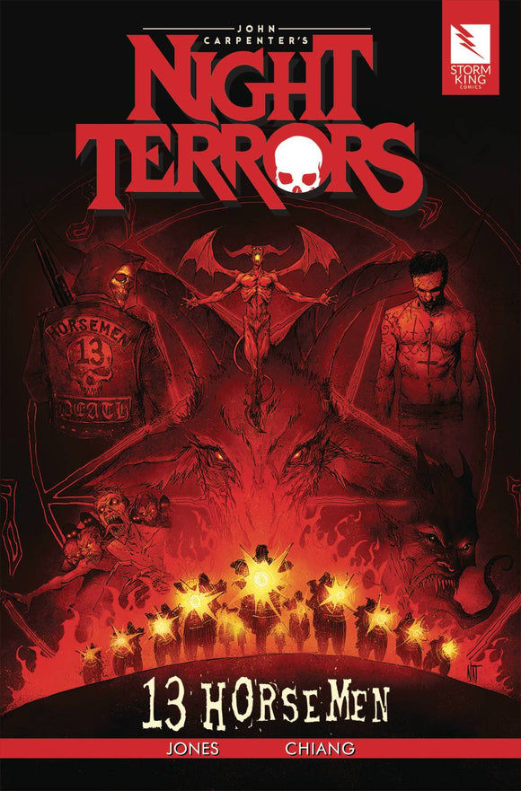 JOHN CARPENTERS NIGHT TERRORS TP