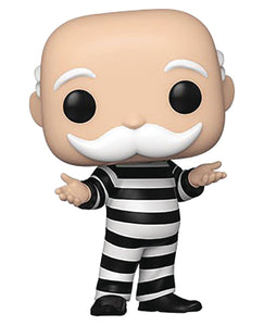 POP VINYL 32 MONOPOLY CRIMINAL UNCLE PENNYBAGS