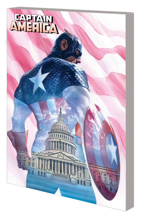CAPTAIN AMERICA BY TA-NEHISI COATES TP VOL 04 ALL DIE