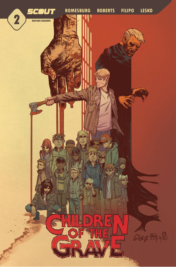 CHILDREN OF THE GRAVE #2