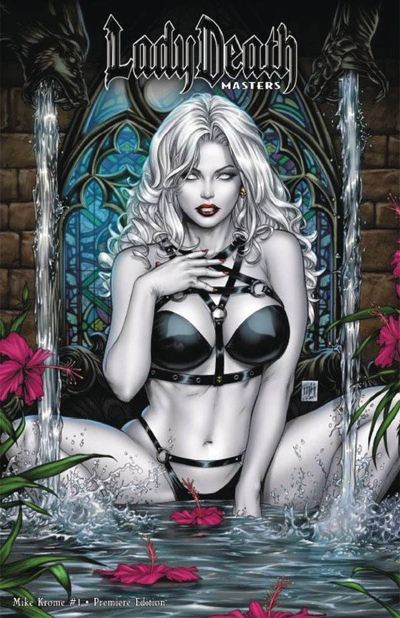 LADY DEATH MASTERS #1 MIKE KROME PREMIERE ED
