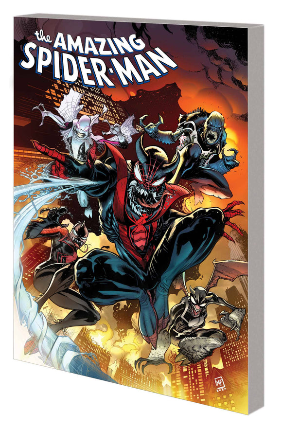 AMAZING SPIDER-MAN LAST REMAINS COMPANION TP
