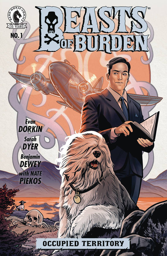BEASTS OF BURDEN OCCUPIED TERRITORY #1 (OF 4) CVR A DEWEY