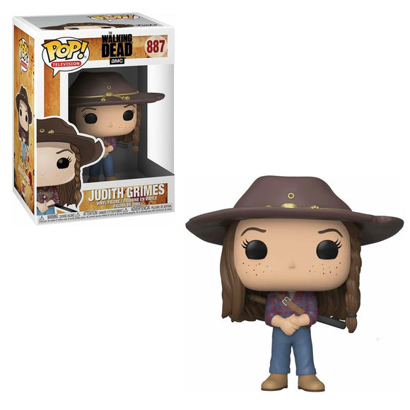 POP TV 887 WALKING DEAD JUDITH