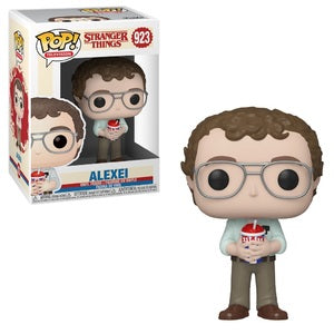 POP TV 923 STRANGER THINGS ALEXEI