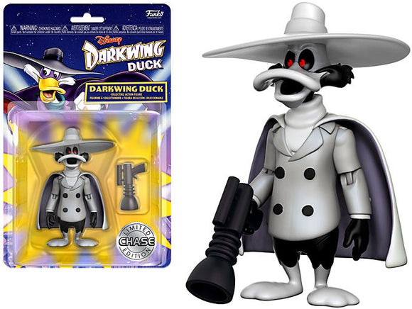 DISNEY AFTERNOON ACTION FIGURE DARKWING DUCK CHASE VARIANT