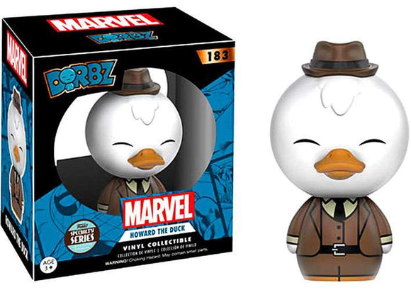 DORBZ 183 GUARDIANS OF THE GALAXY HOWARD THE DUCK SPECIALTY SERIES EXCLUSIVE