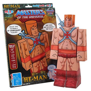 KOOKYCRAFT - MASTERS OF THE UNIVERSE HE-MAN