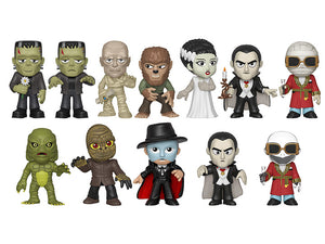 MYSTERY MINIS UNIVERSAL MONSTERS S2
