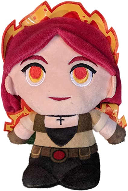 HELLBOY HERO PLUSHIES LIZ SHERMAN