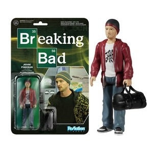REACTION BREAKING BAD JESSE PINKMAN ACTION FIGURE