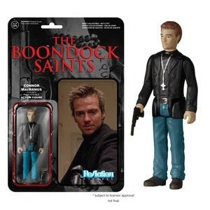 REACTION BOONDOCK SAINTS CONNOR MCMANUS ACTION FIGURE
