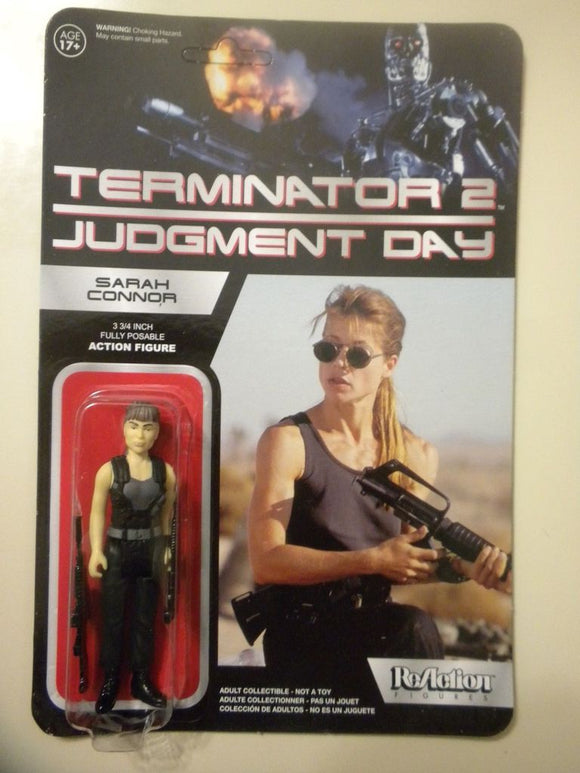 REACTION TERMINATOR 2 SARAH CONNOR VARIANT
