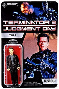 REACTION TERMINATOR 2 T800 ACTION FIGURE