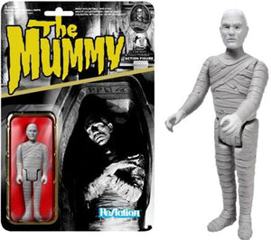 REACTION UNIV MONSTERS MUMMY FACTION FIGURE