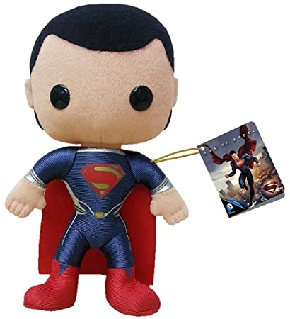 DC MAN OF STEEL SUPERMAN PLUSH