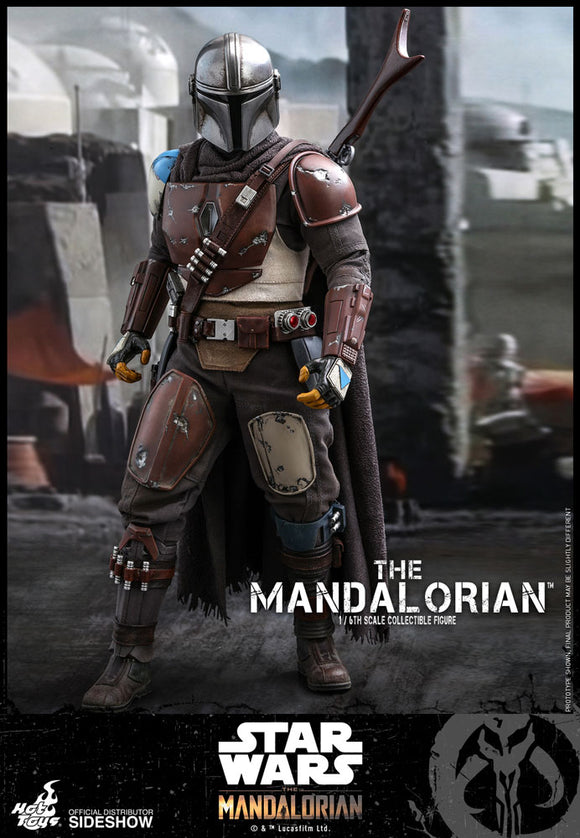 HOT TOYS STAR WARS THE MANDALORIAN 1/6 SCALE FIGURE