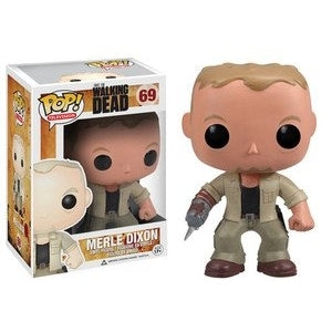 POP TV 69 WALKING DEAD MERLE VINYL FIG