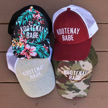 Load image into Gallery viewer, Kootz Collective Kootenay Babe hat