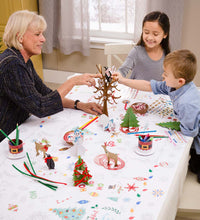 Load image into Gallery viewer, table decorating kit for Thanksgiving & Christmas