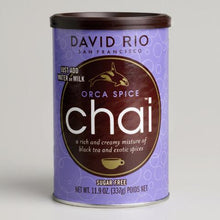 Load image into Gallery viewer, David Rio chai tins