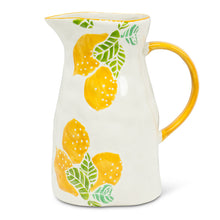 Load image into Gallery viewer, fresh lemon stoneware