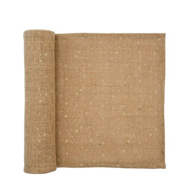 Runner- gold star jute