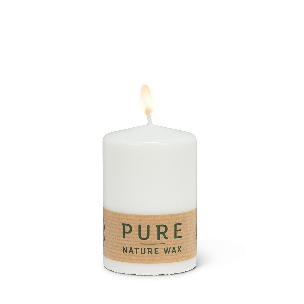 candles- eco white