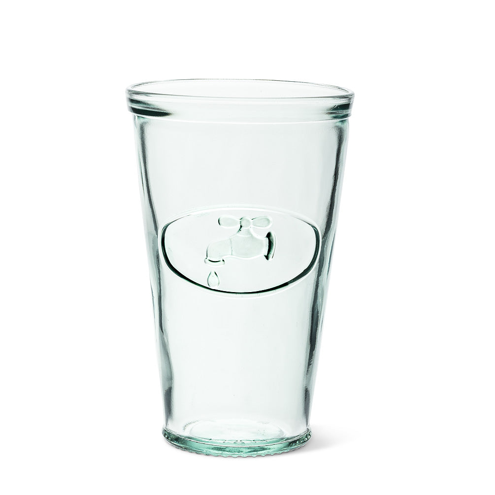 tumblers- recycled glass