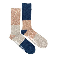 Load image into Gallery viewer, Friday Sock Co. camp socks- mens