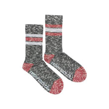 Load image into Gallery viewer, Friday Sock Co. camp socks womens