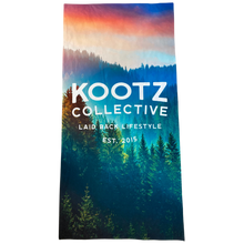 Load image into Gallery viewer, Kootz Collective towels