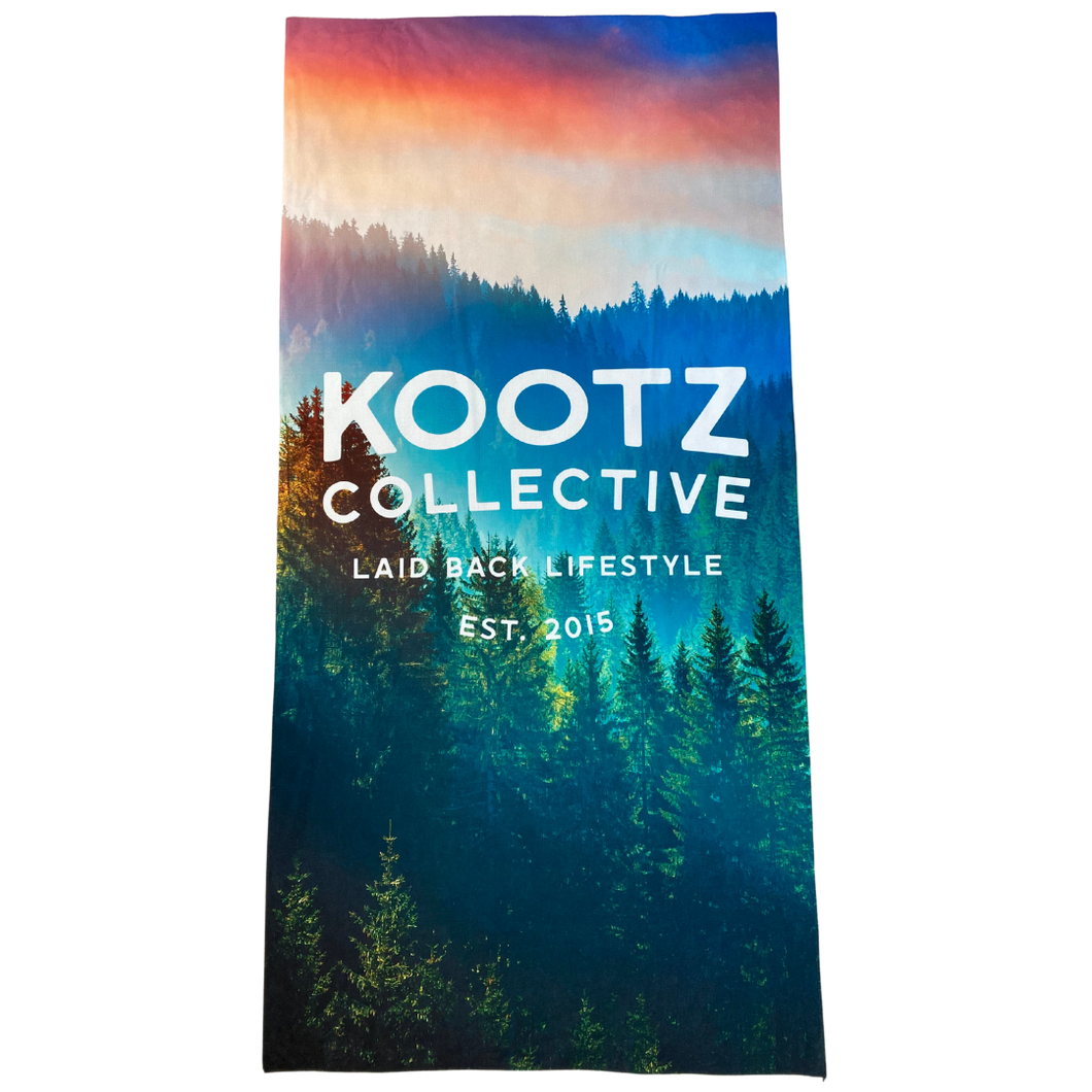 Kootz Collective towels