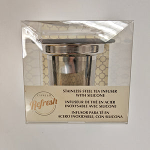 tea infuser-stainless steel