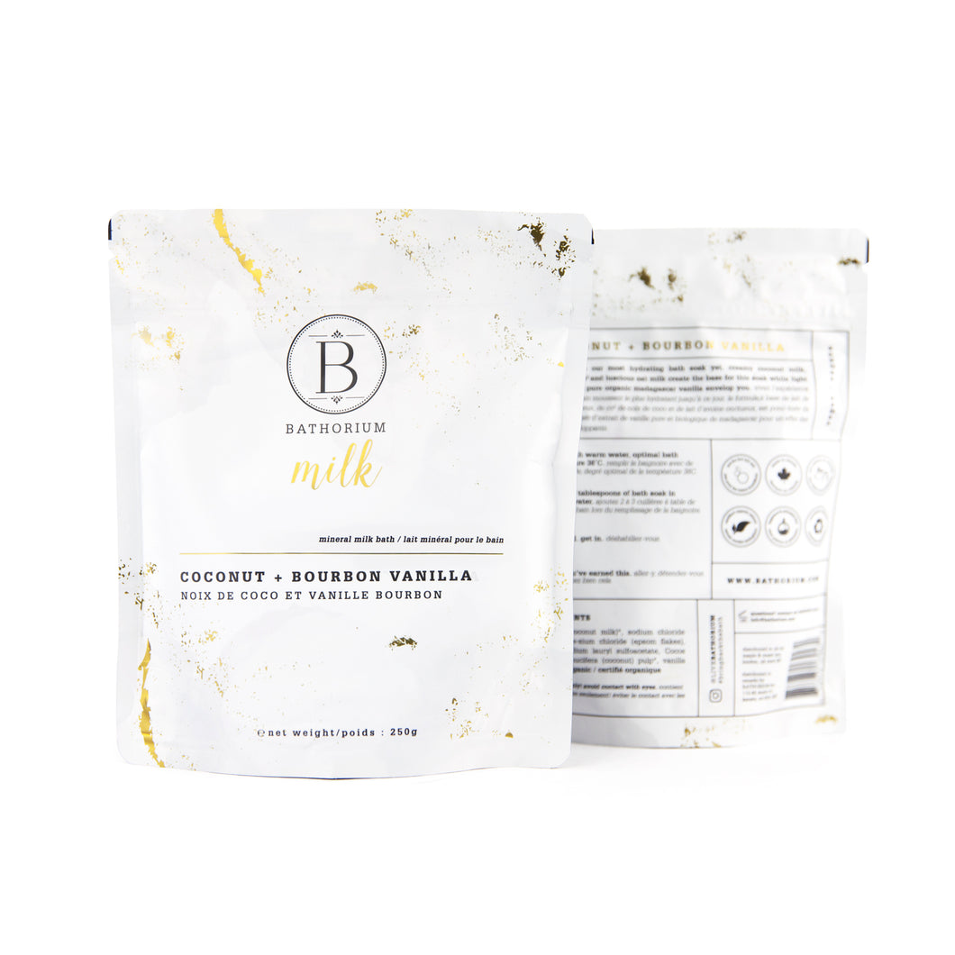 Bathorium Milk mineral bath