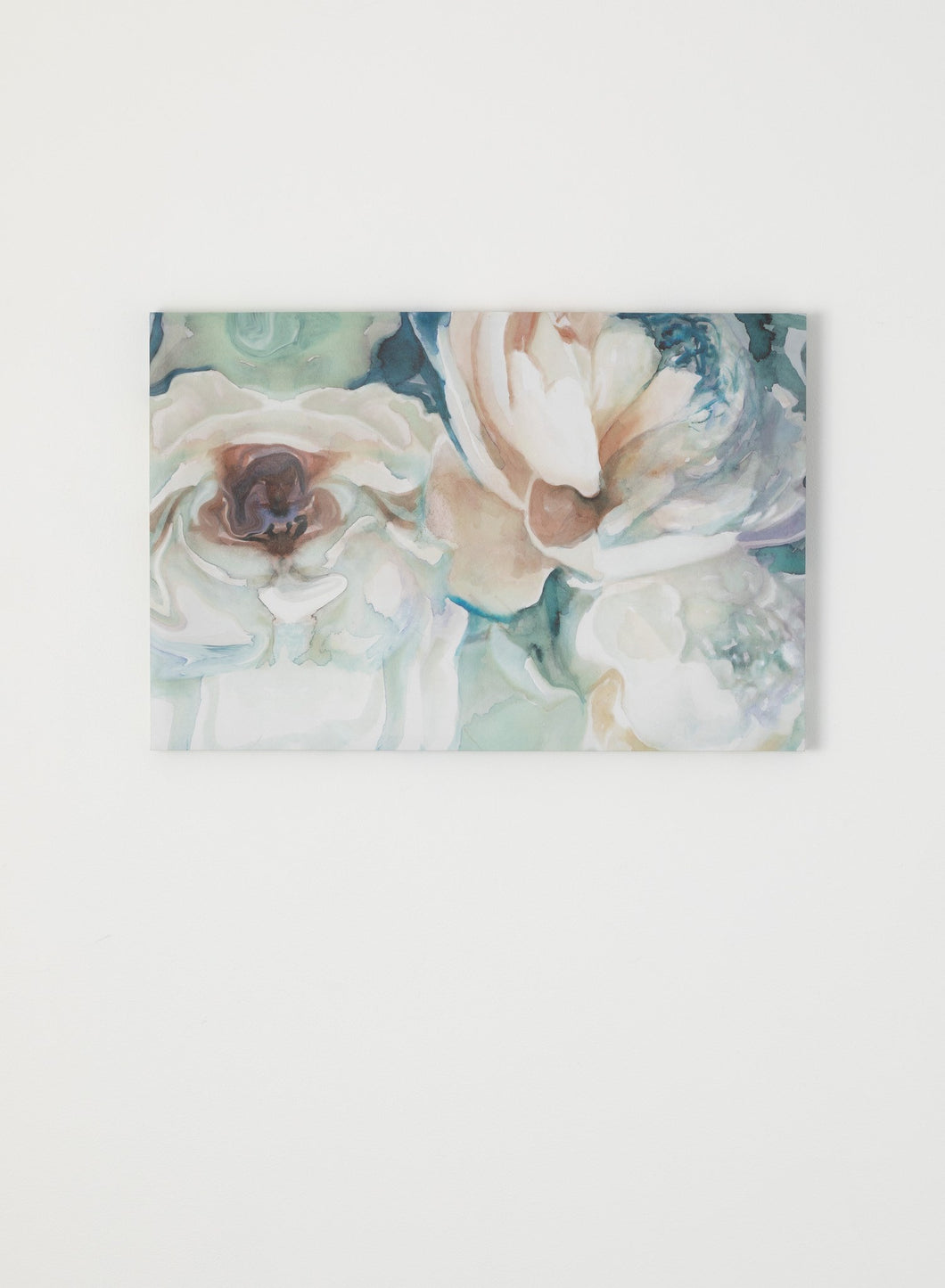 wall art- floral canvas
