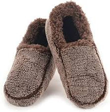 Load image into Gallery viewer, Snoozies mens slippers