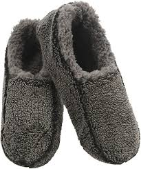 Snoozies mens slippers