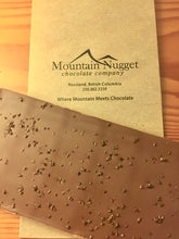 Load image into Gallery viewer, Mountain Nugget chocolate bars