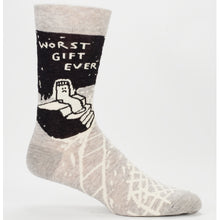 Load image into Gallery viewer, Men's crew socks by Blue Q