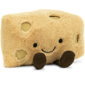 Jellycat Amuseables cheese