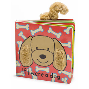 "Jellycat ""If I Were..."" book"