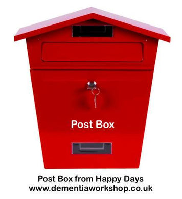 Post Box - Care Home Shopping