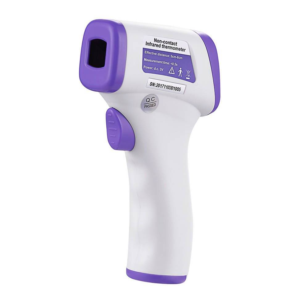 IR Non Contact Forehead Thermometer - Care Home Shopping