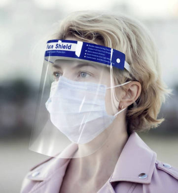ADC Splash Protect Visor 2000 units - Care Home Shopping